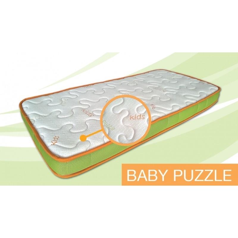 Saltele Magniflex Isleep Baby puzzle 60x120 cm
