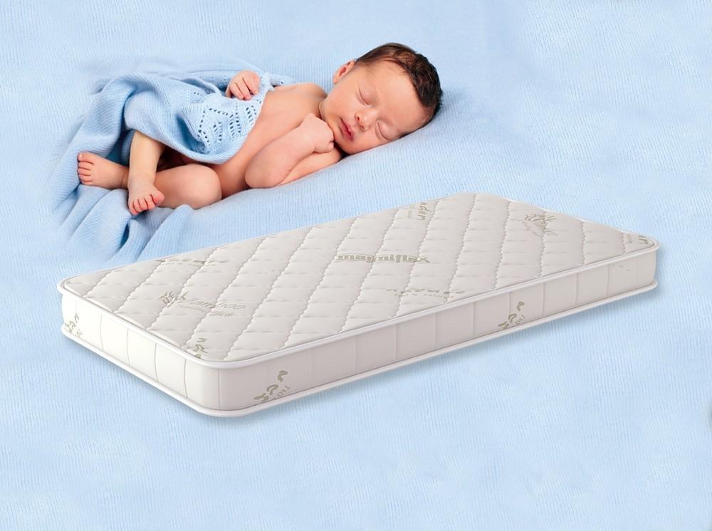 Saltele Magniflex pentru copii Baby bamboo 60x120 cm