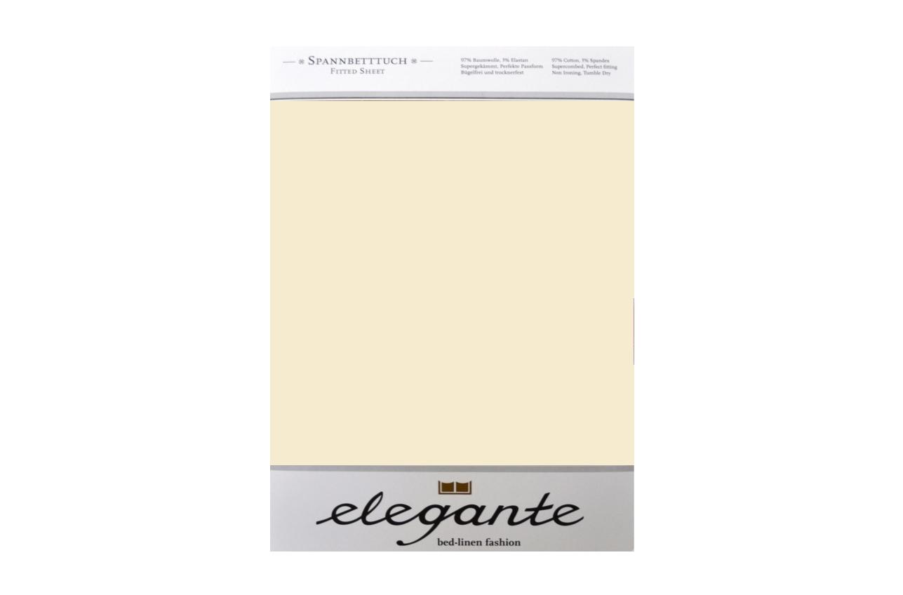 Cearceaf cu elastic Nisip ELEGANTE